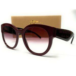 Burberry Women's Bordeaux Pink Sunglasses!